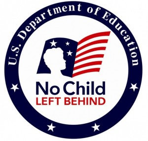 No Child Left Behind;Department of Education