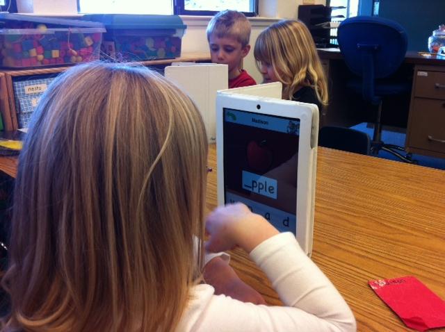 Tech Trek Proceeds at Work in the Classroom