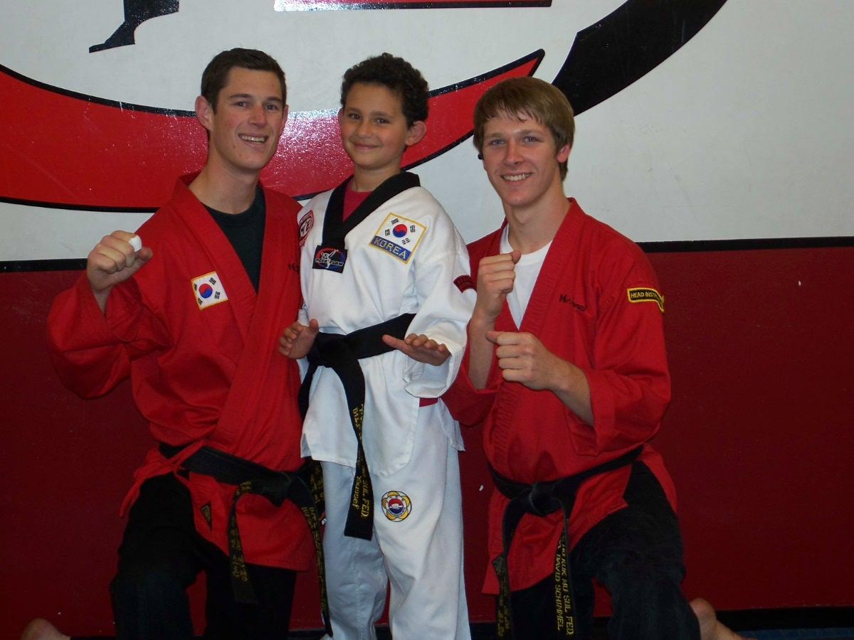 Fourth Grader Earns Black Belt from Elite Martial Arts