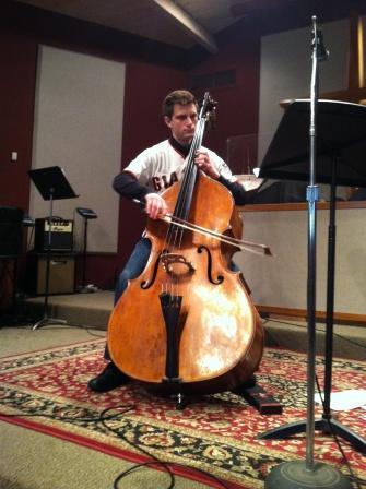 Performance by Santa Cruz Symphony's Alden Cohen