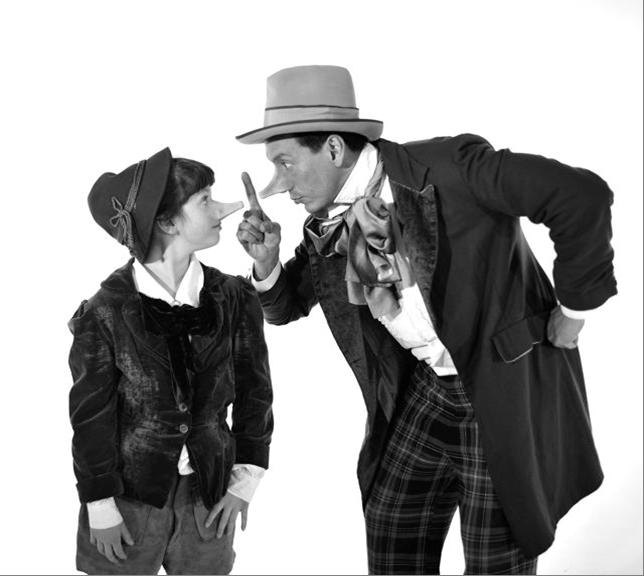 """Baymonte Student Takes a Leading Role in """"Pinocchio & Carlo Collodi"""""""