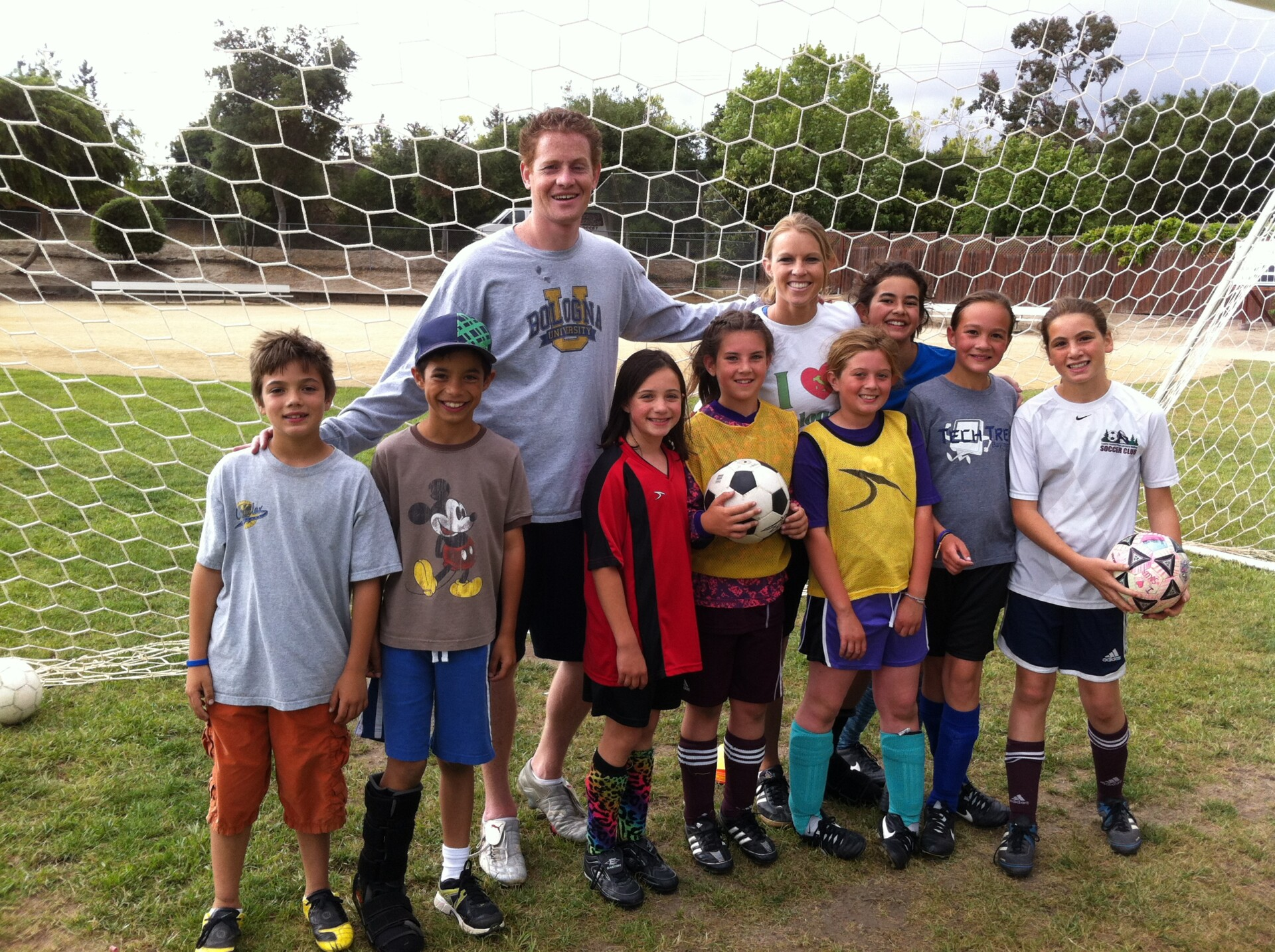 Baymonte 4th Grade Teacher Hosts Soccer Clinic to Raise Money for Teacher Grants
