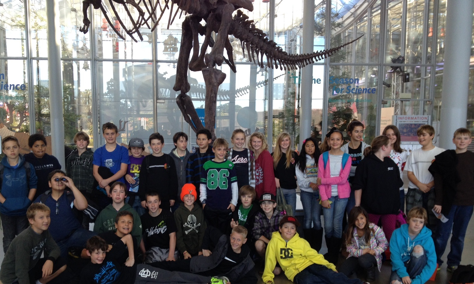 """Baymonte """"Shakes-up"""" Science at the California Academy of Sciences Earthquake Exhibit"""