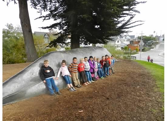 Kindergarten Visits Santa Cruz Museum of Natural History