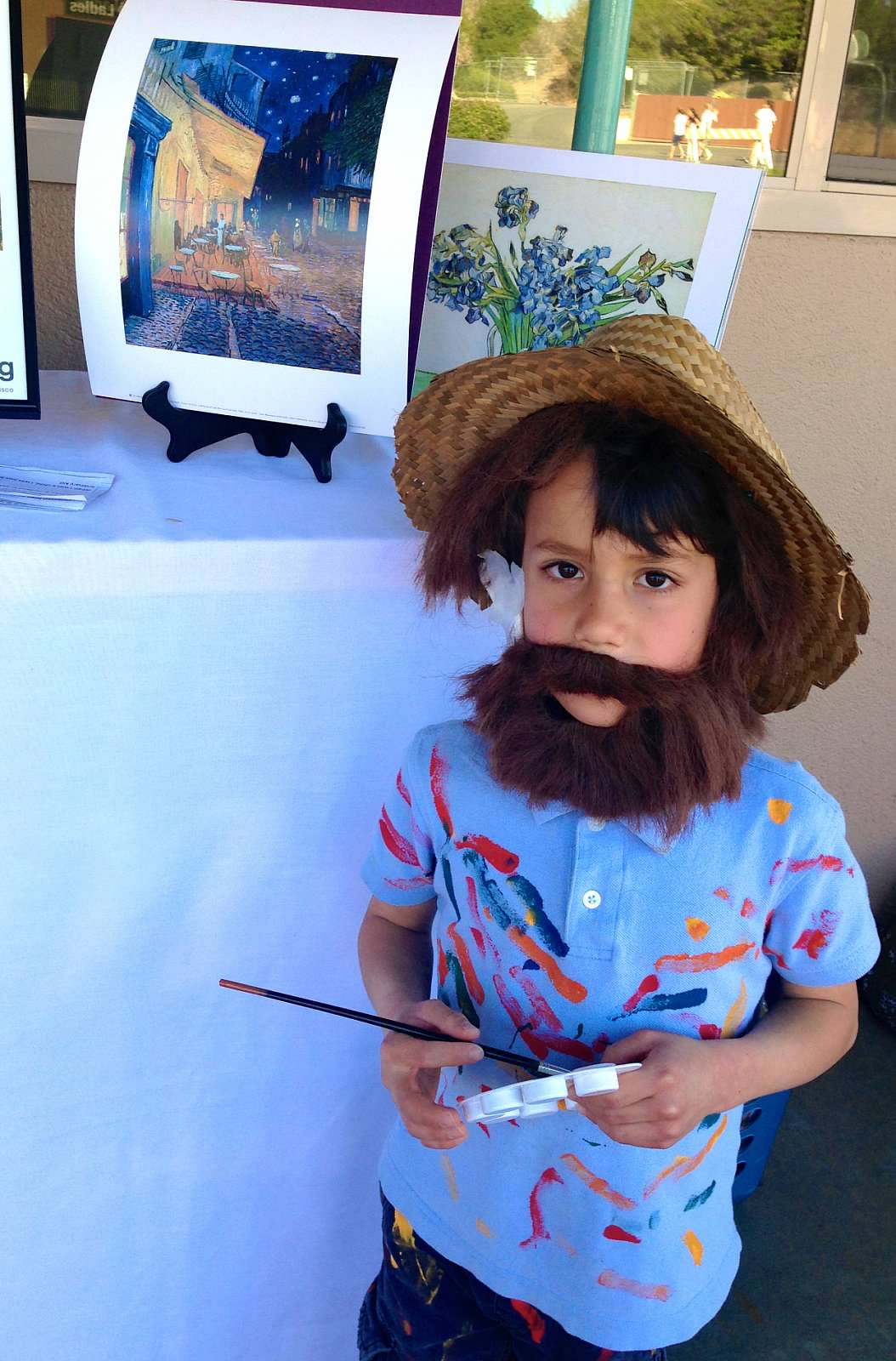 Third Graders At Baymonte Create A Wax Museum