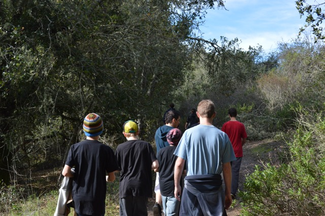 """Young Men's Ministry Spiritual Retreat """"Sold Out"""""""