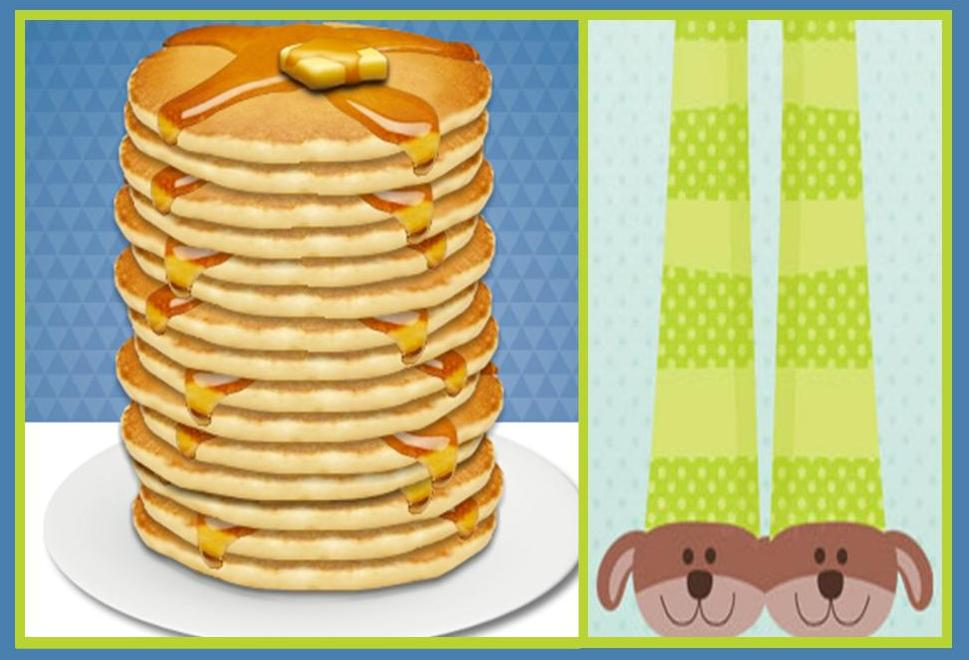 Pancakes & PJs Sign-up Parties, Silent Auction & Raffle Items