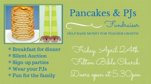 Pancakes & PJs