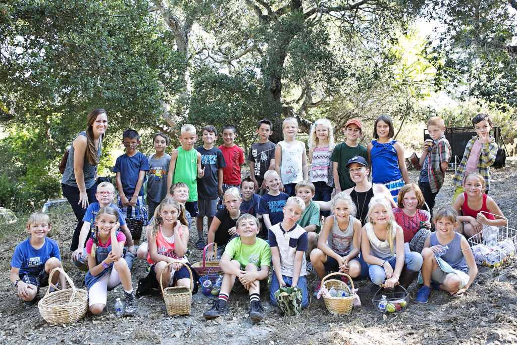 Third Grade Apple Farm Field Trip
