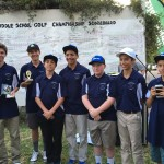 2016 Golf Team - Awards