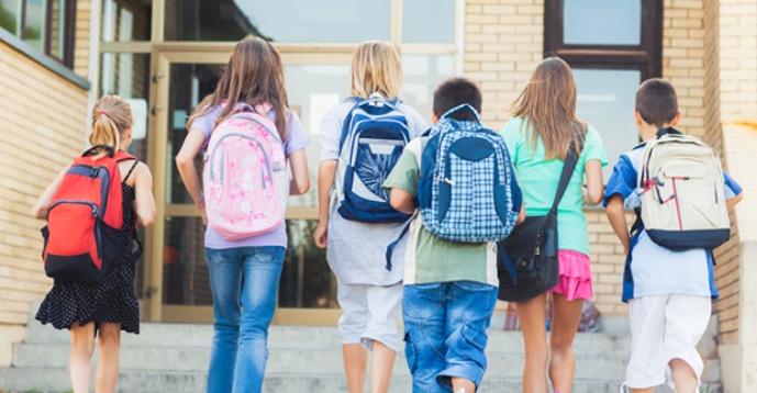 Bring A Friend To School