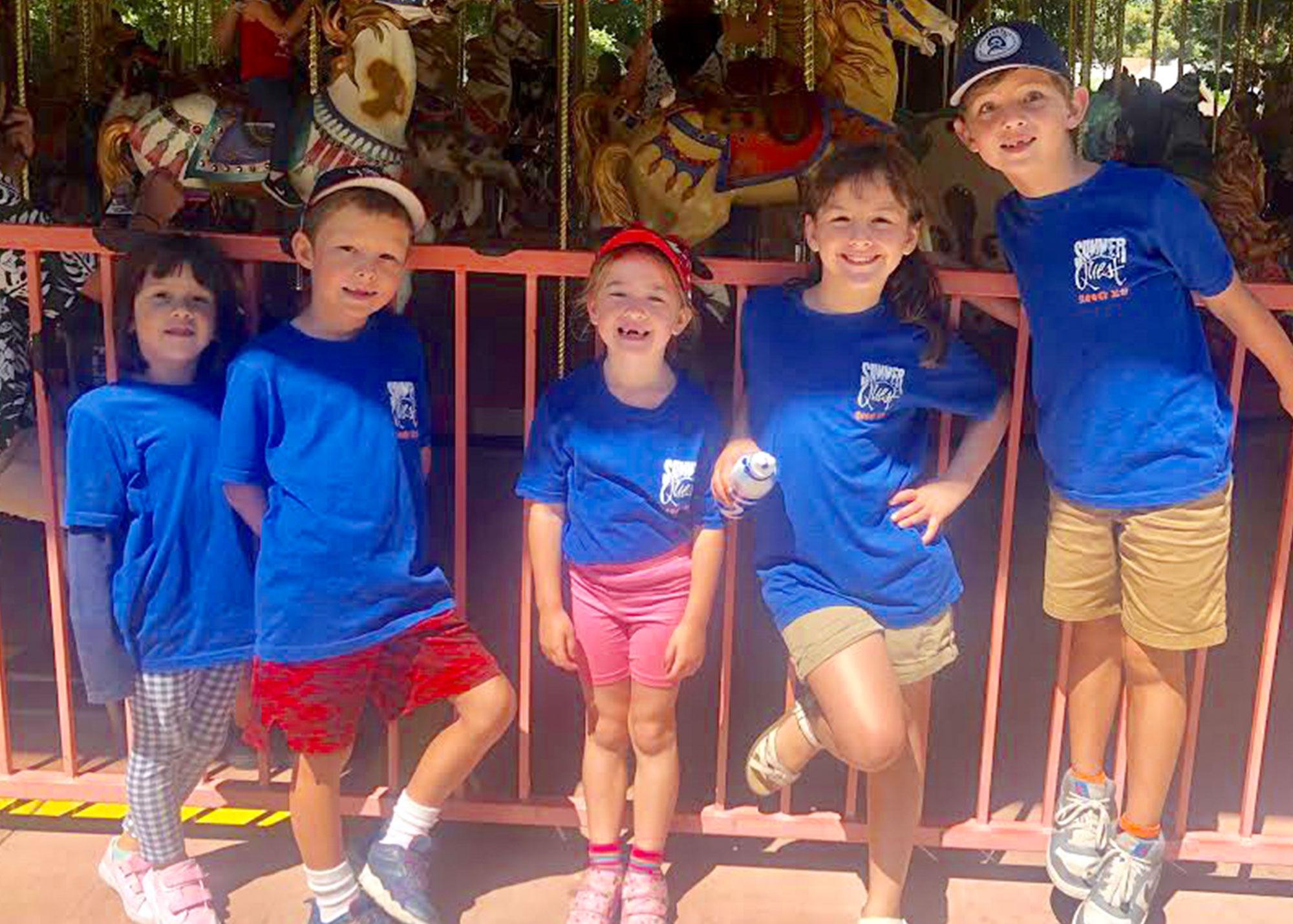 Summer Quest Field Trip