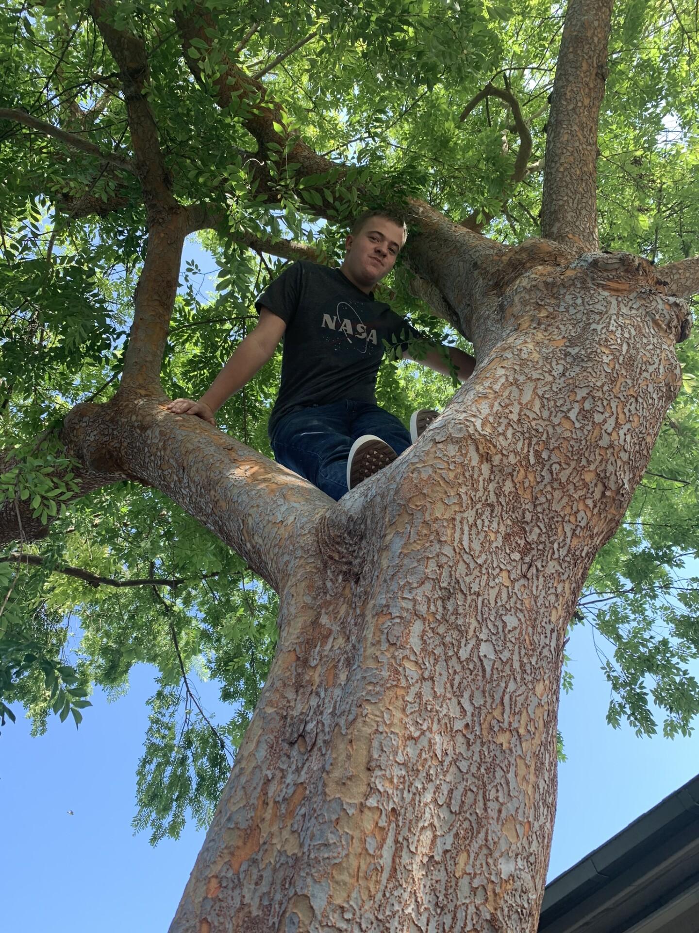 Senior Spotlight: James Renouf