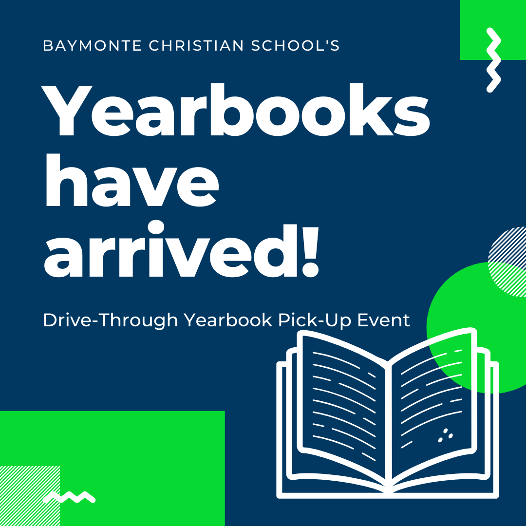 2019/2020 Yearbooks Have Arrived!