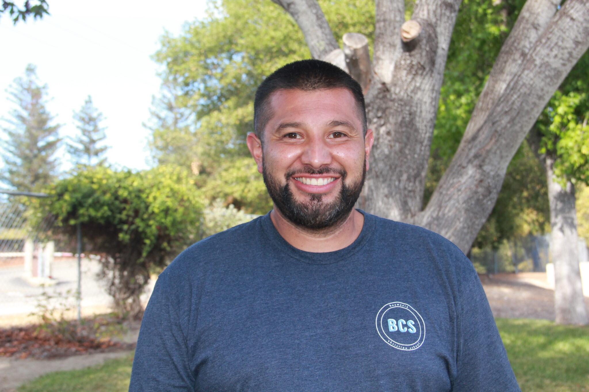 Teacher Highlight: Gabriel Gonzales