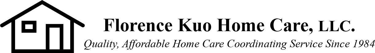 Thank You Florence Kuo Home Care!