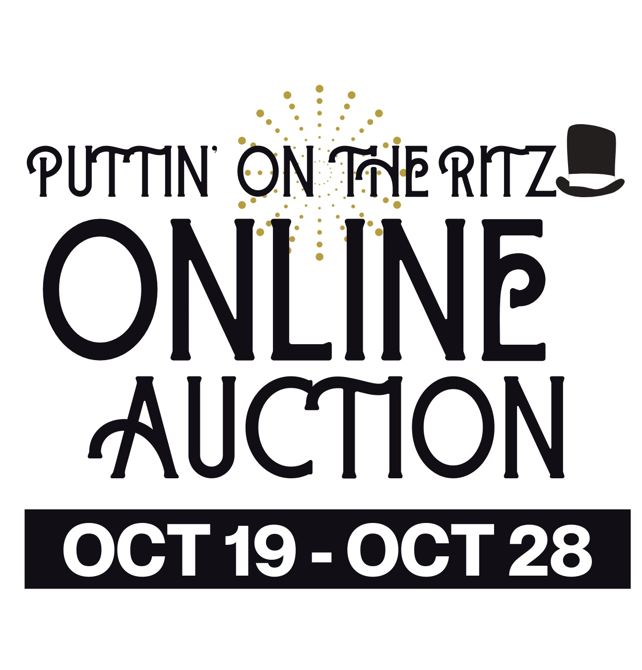 Baymonte Christian School's Puttin' on the Ritz Online Auction