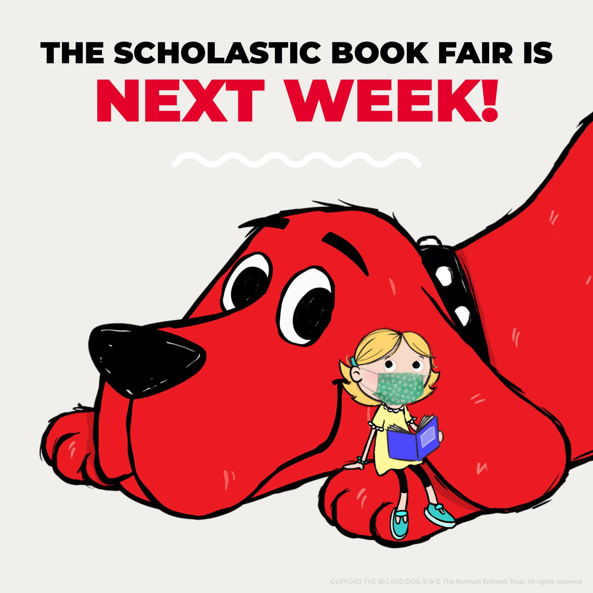 Scholastic Online Book Fair