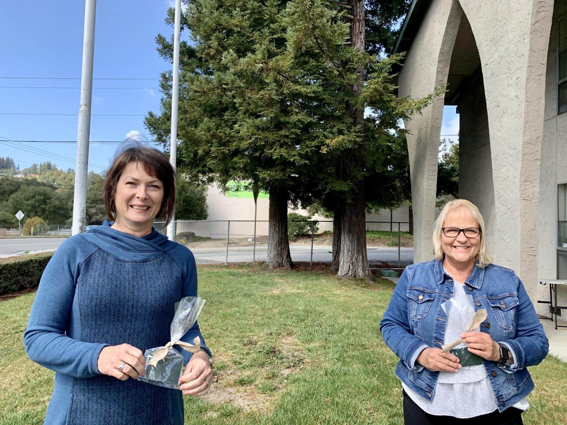 Above and Beyond Award: IPI Instructors ~ Ellen Arzouni and Sarah Schimmel