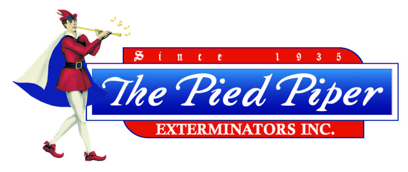 Thank you to The Pied Piper Exterminators