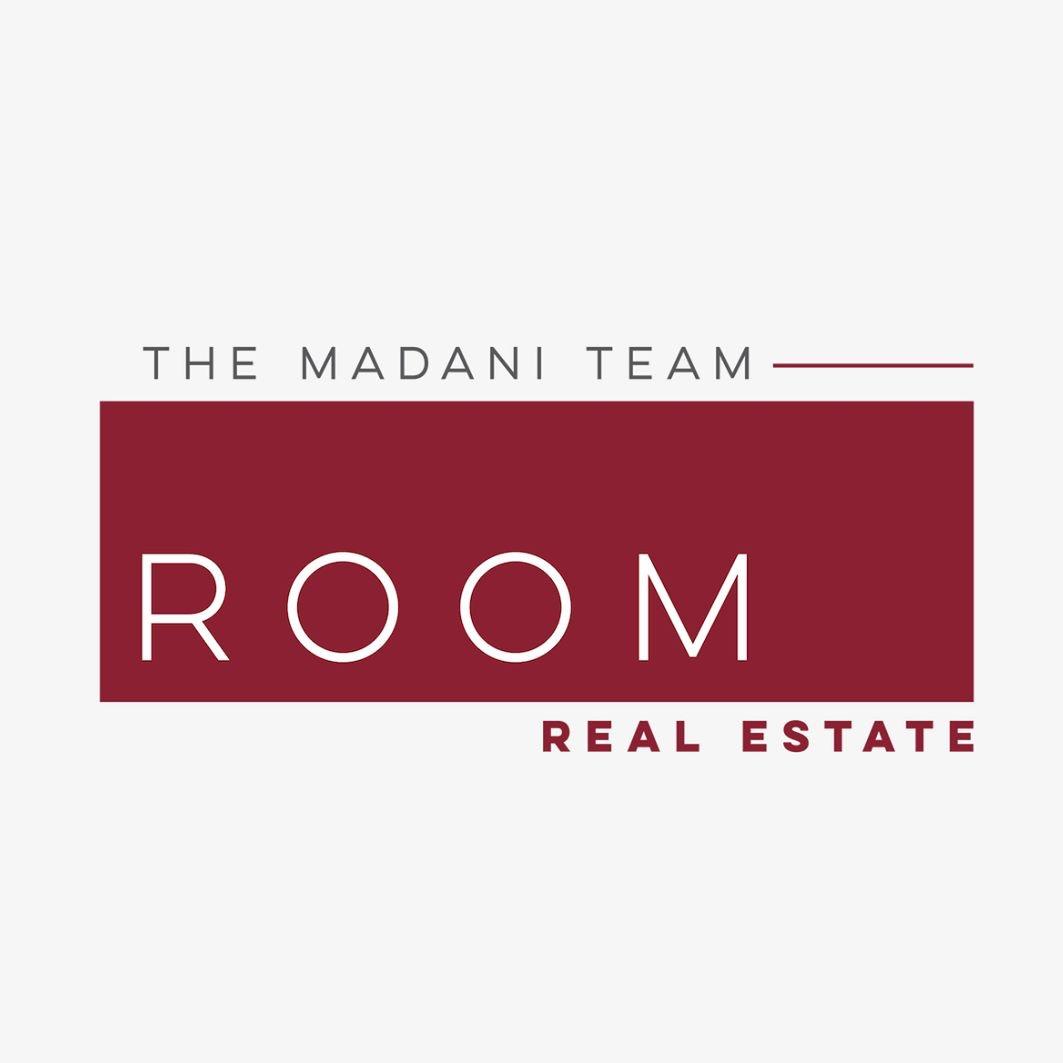 Thank You, Madani Team at Room Real Estate!